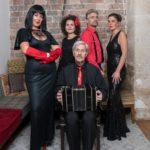 Amapola Quartet y Maria Dolores ® Gilles Rammant