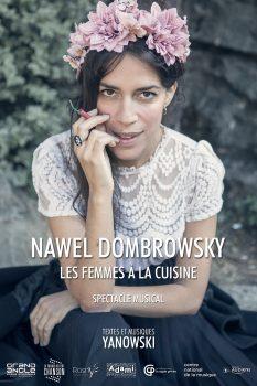 Les Femmes à la cuisine - affiche communication.HD